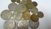 продаю монеты,  рубли советские,  казахстанские