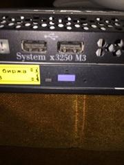 Сервер IBM x3250 M3