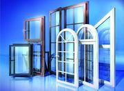 Пластиковвые окна,  двери и витражи. изготавливаем